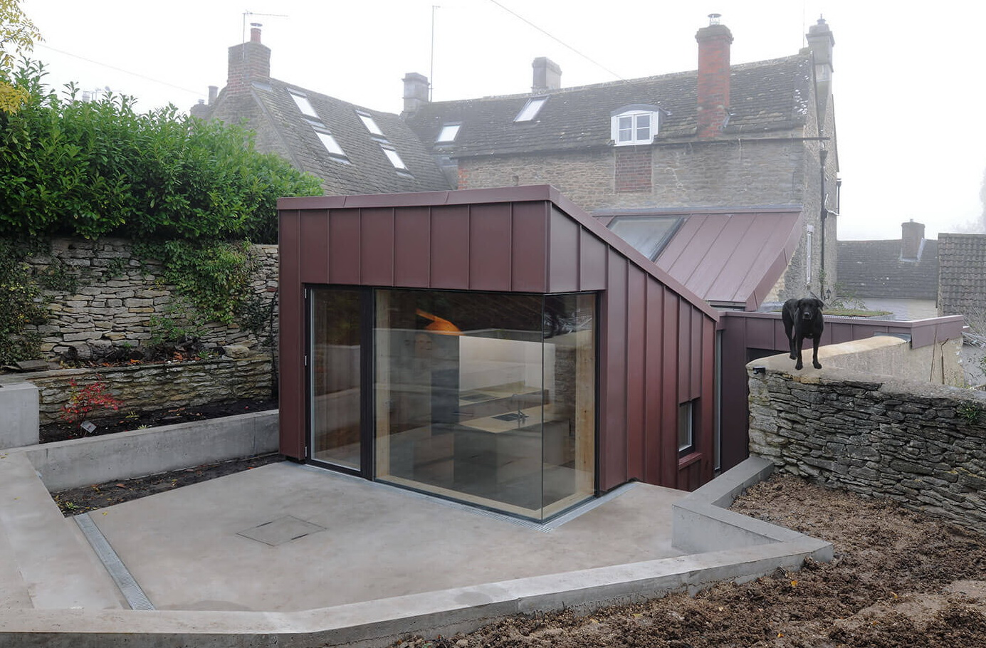 Private House Extension, Malmesbury
